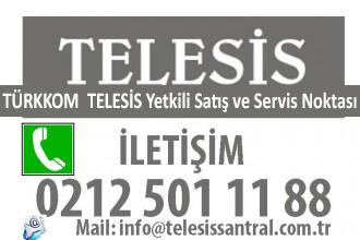 Telesis santral iletişim Telefon numarası contact