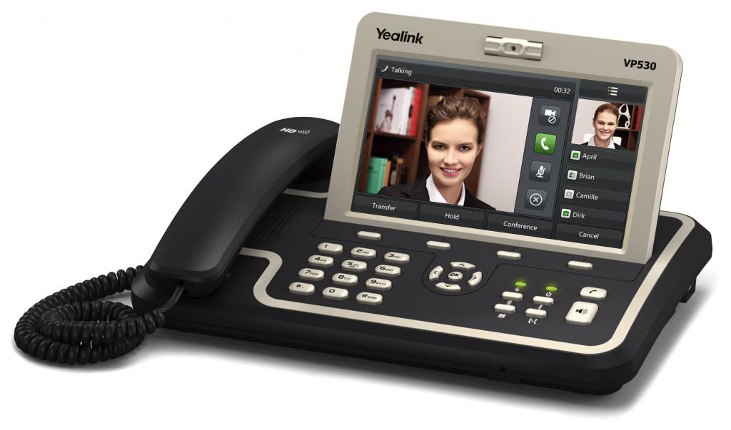 Görüntülü IP Telefon