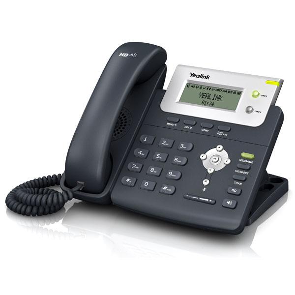 T20 Sip Ve IP Telefon Poe IP Telefon