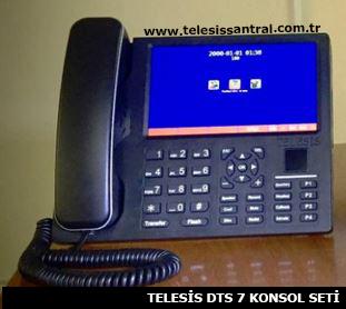 Telesis Dts7 Konsol seti