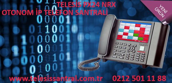 Telesis px24 nrx otonom santral